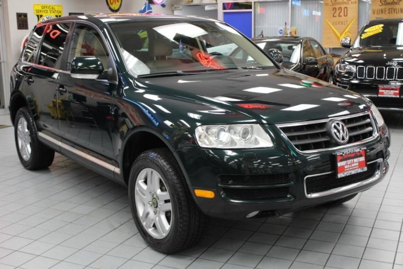 Volkswagen Touareg 2005 price $11,950