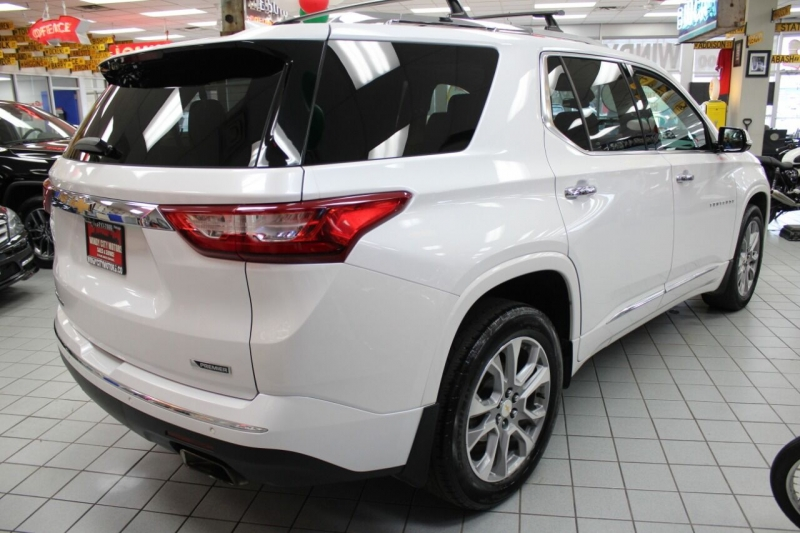 Chevrolet Traverse 2018 price $29,995