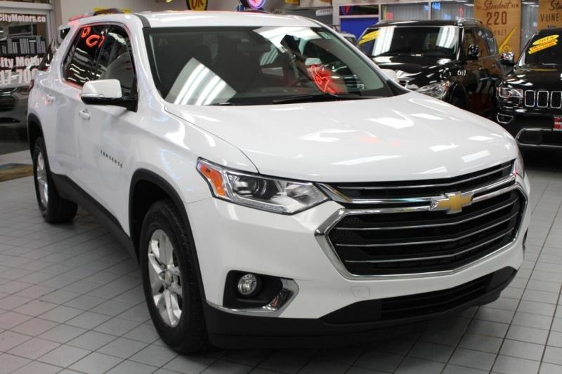 Chevrolet Traverse 2018 price $25,850