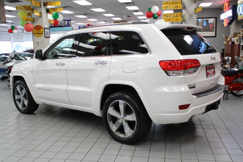 Jeep Grand Cherokee 2015 price $19,850