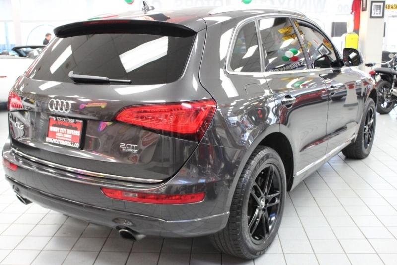 Audi Q5 2016 price $25,850