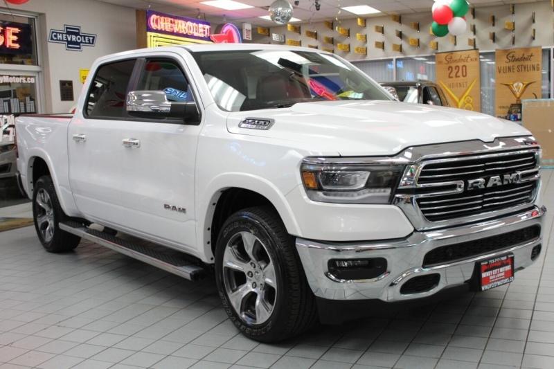 RAM Ram Pickup 1500 2019 price $49,995