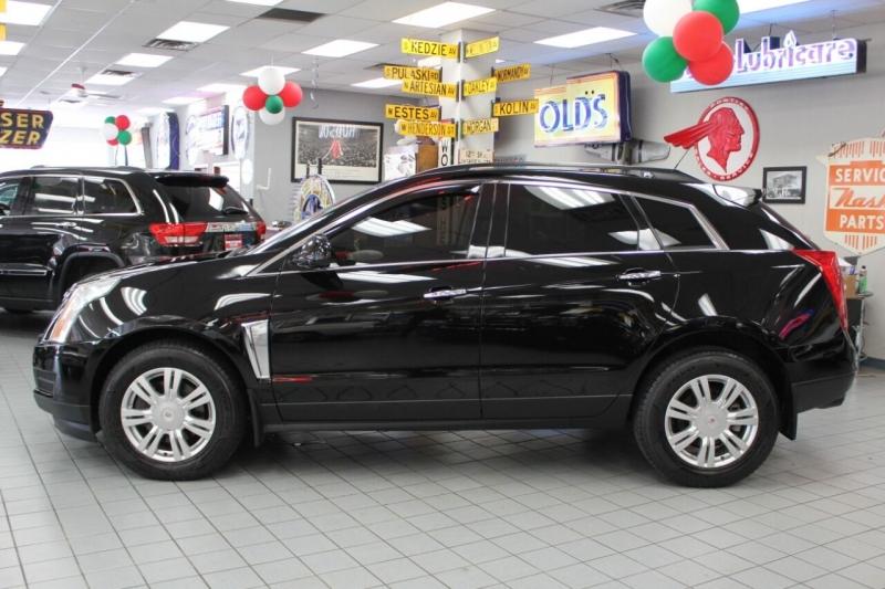 Cadillac SRX 2015 price $17,850