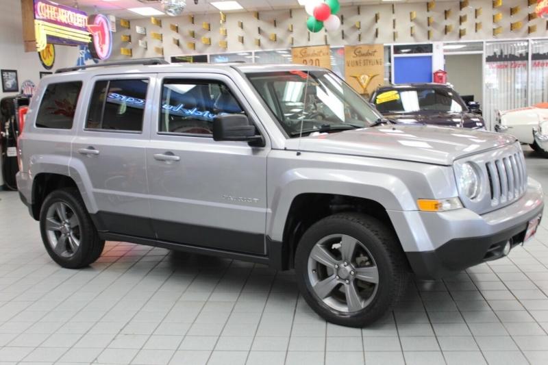 Jeep Patriot 2015 price $13,850