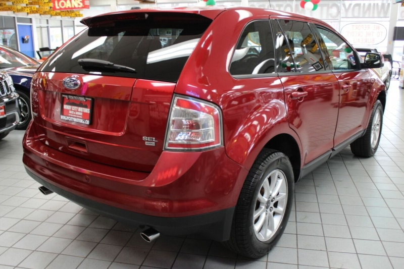 Ford Edge 2009 price $11,950