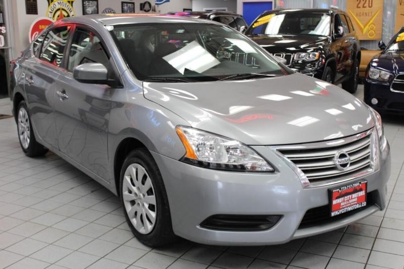 Nissan Sentra 2013 price $10,950