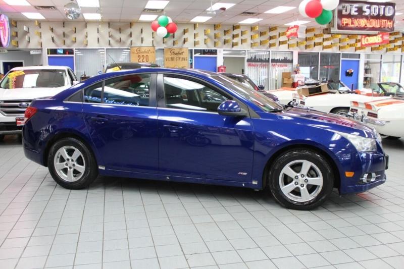 Chevrolet Cruze 2012 price $10,950