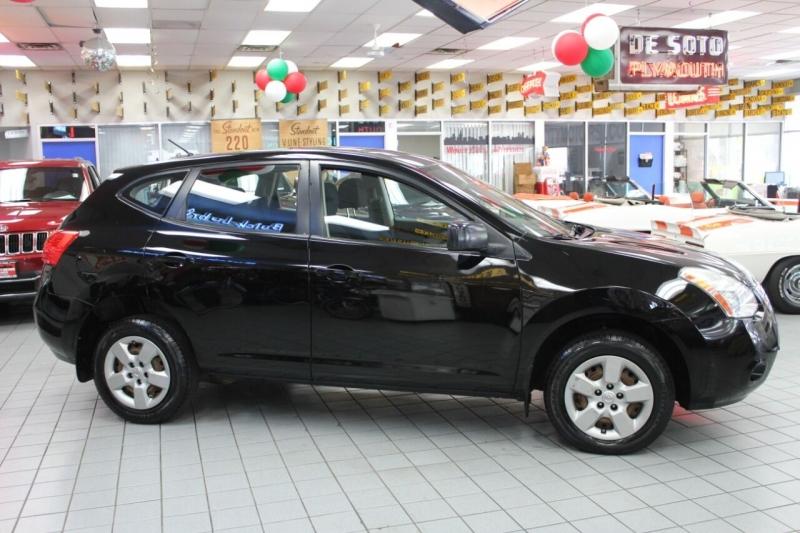 Nissan Rogue 2009 price $8,850