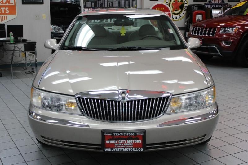 Lincoln Continental 1999 price $7,850