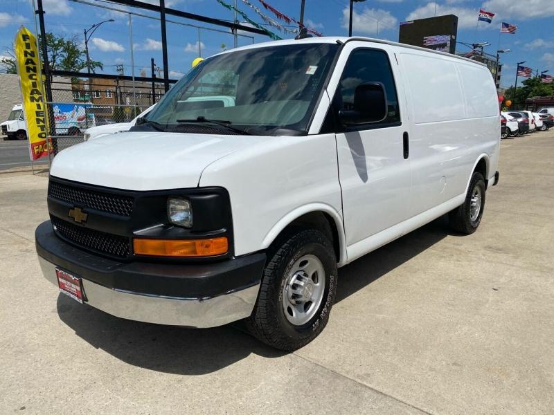 Chevrolet Express Cargo 2016 price $18,995