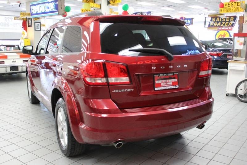 Dodge Journey 2011 price $11,995