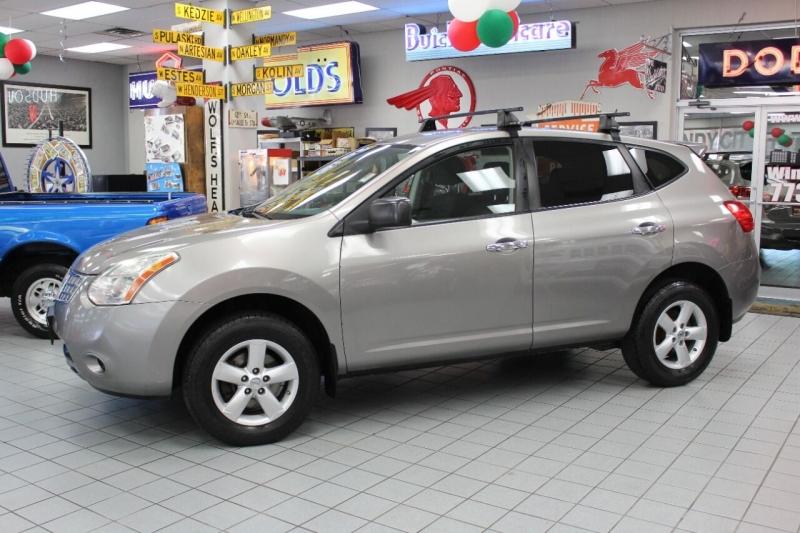Nissan Rogue 2010 price $8,850