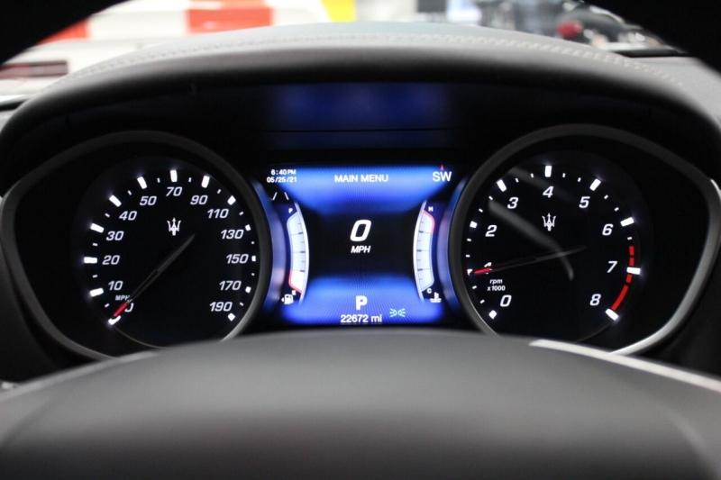 Maserati Ghibli 2017 price $41,950