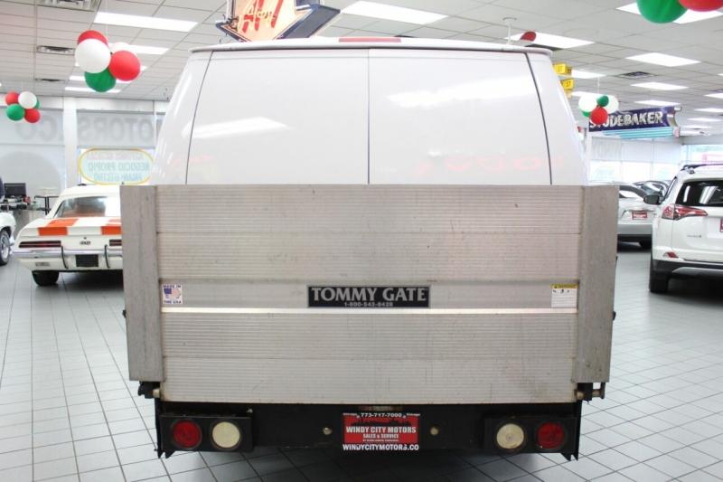 Ford E-Series Cargo 2013 price $16,950