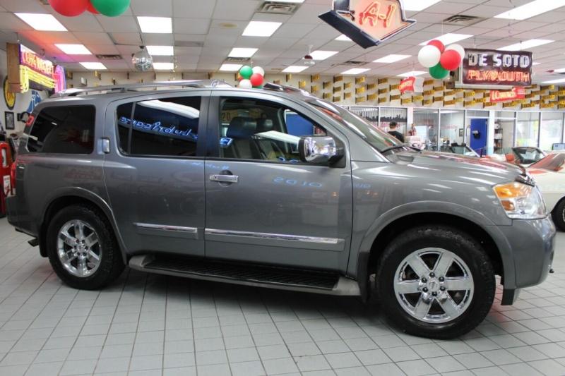 Nissan Armada 2013 price $16,950