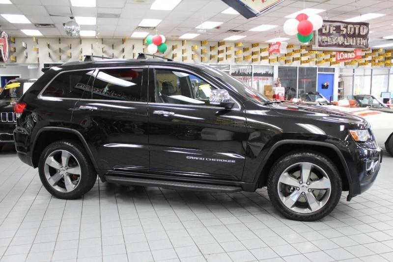 Jeep Grand Cherokee 2014 price $24,950