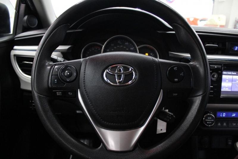 Toyota Corolla 2016 price $14,950