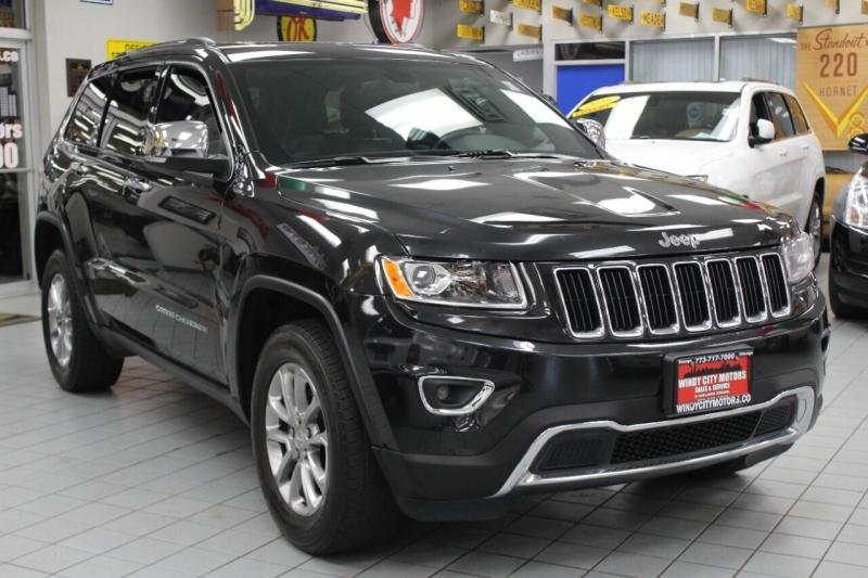 Jeep Grand Cherokee 2015 price $25,950