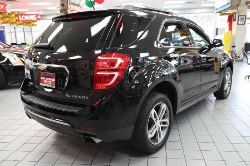 Chevrolet Equinox 2016 price $21,950