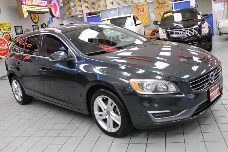 Volvo V60 2015 price $14,950