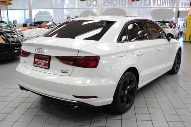 Audi A3 2017 price $27,950