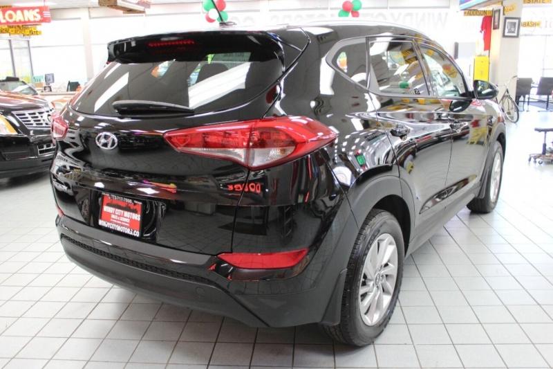 Hyundai Tucson 2016 price $18,850