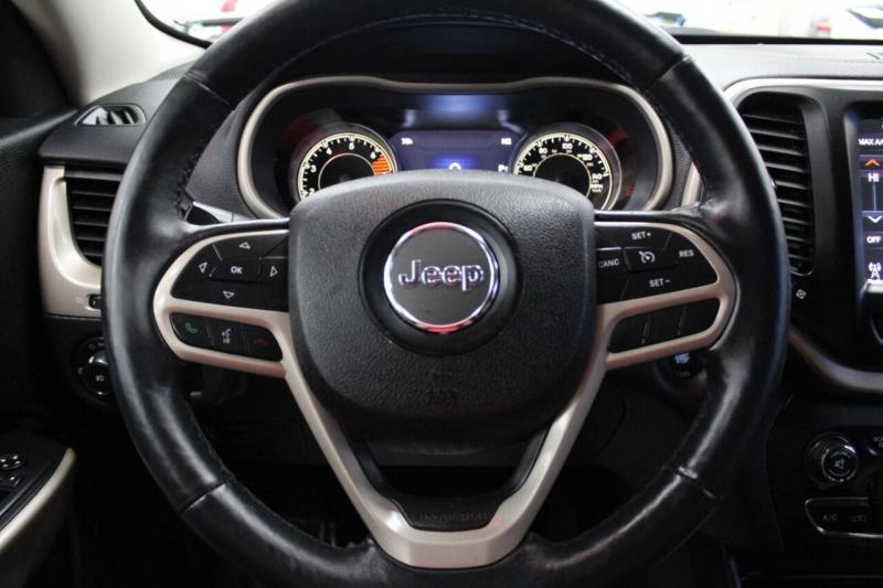 Jeep Cherokee 2017 price $22,950
