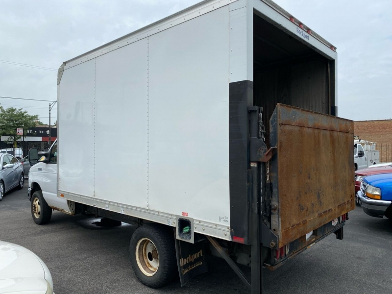 Ford E-Series Chassis 2010 price $14,950