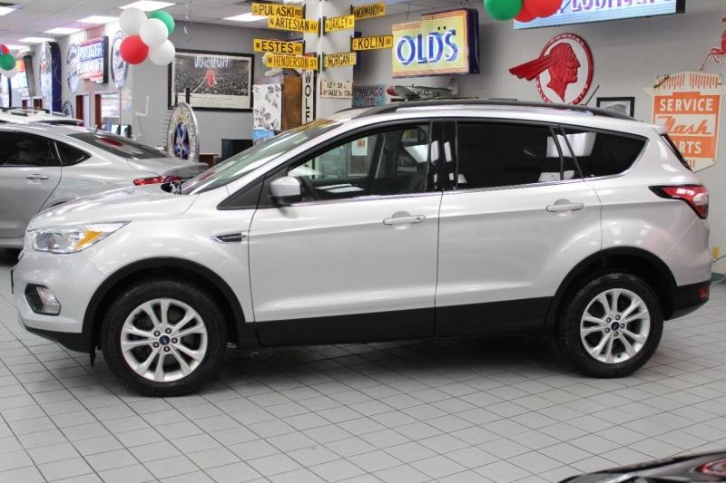 Ford Escape 2018 price $18,850