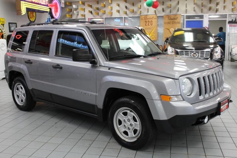 Jeep Patriot 2016 price $11,950