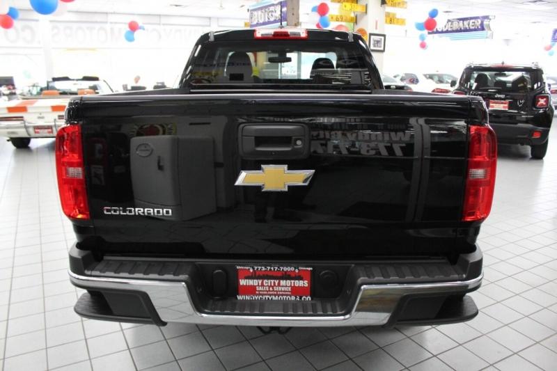 Chevrolet Colorado 2018 price $22,950