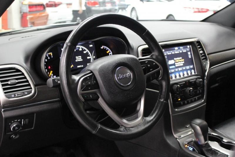 Jeep Grand Cherokee 2018 price $33,950