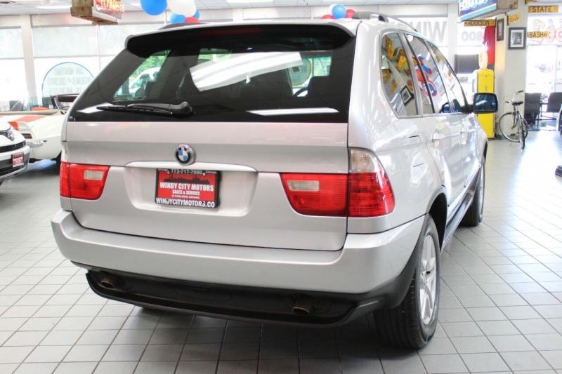 BMW X5 2005 price $10,950