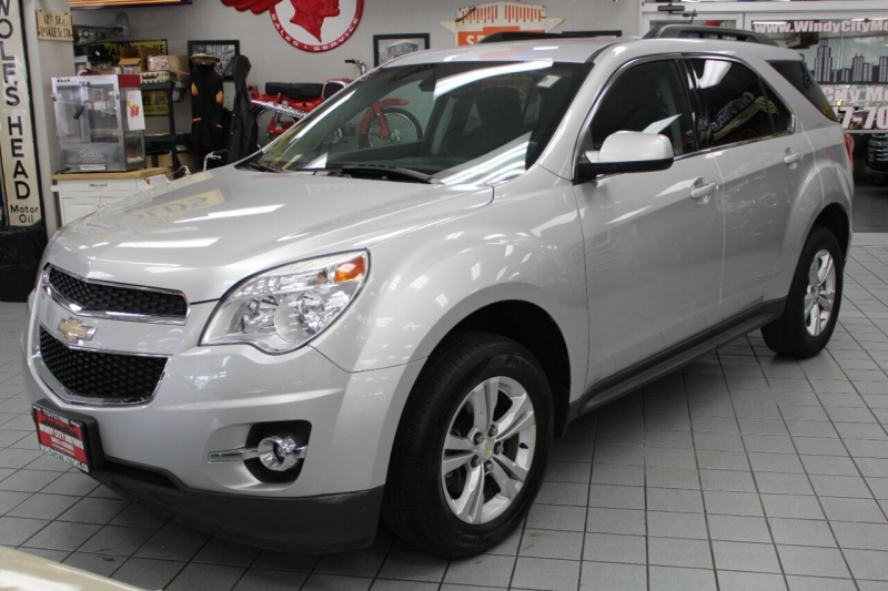 Chevrolet Equinox 2014 price $14,950