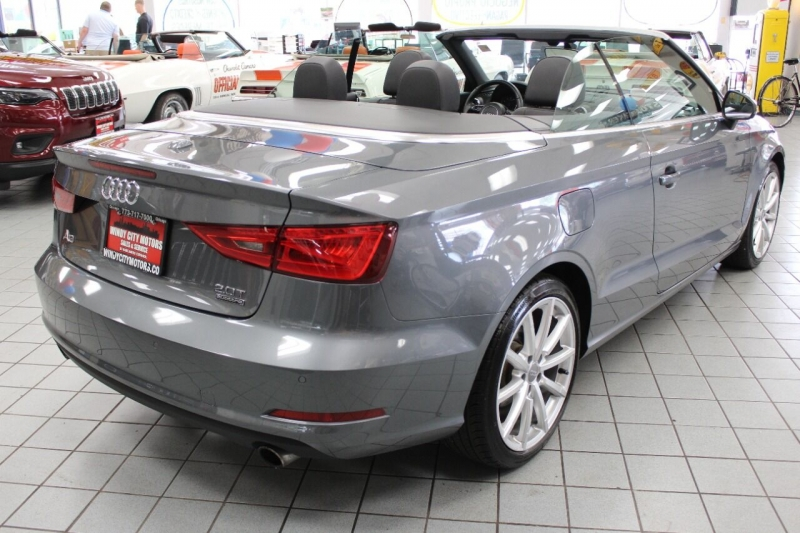Audi A3 2016 price $26,950