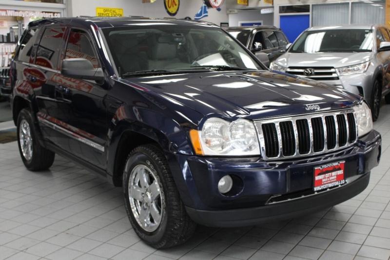Jeep Grand Cherokee 2006 price $8,850