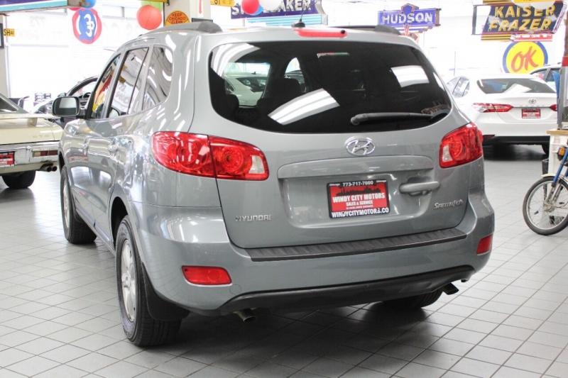 Hyundai Santa Fe 2008 price $10,950