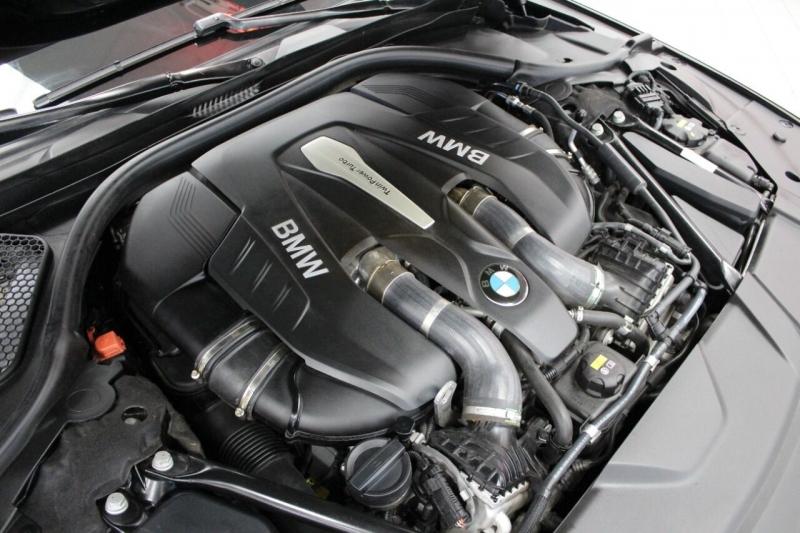 BMW 7 Series 2016 price $39,850