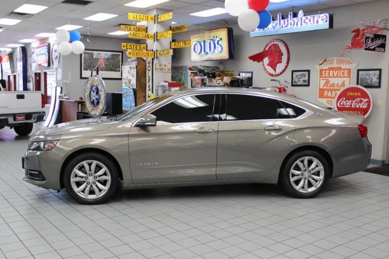 Chevrolet Impala 2019 price $24,850