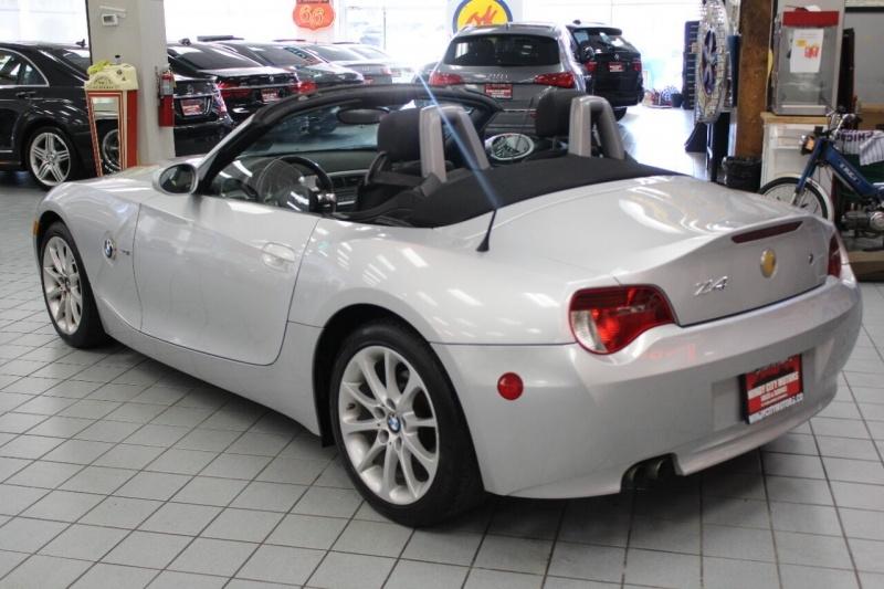 BMW Z4 2007 price $15,850