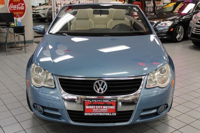 Volkswagen Eos 2009 price $10,950