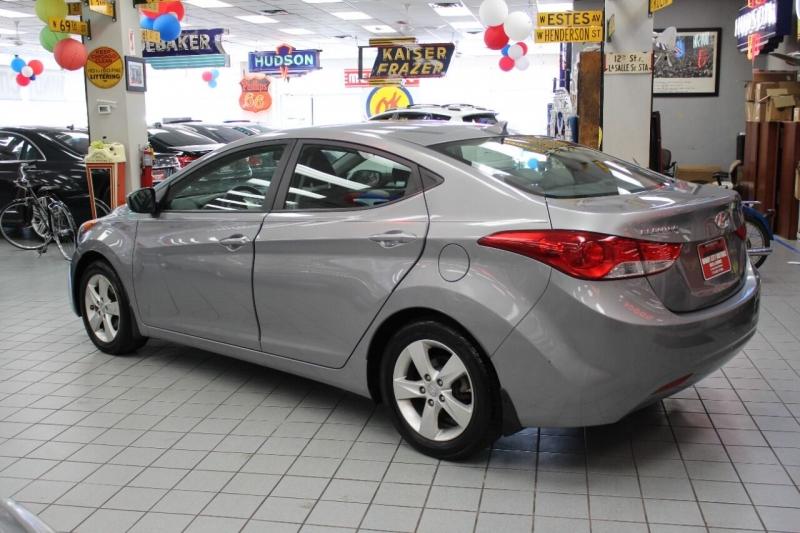 Hyundai Elantra 2013 price $10,950