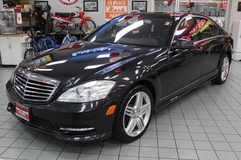 Mercedes-Benz S-Class 2013 price $19,950