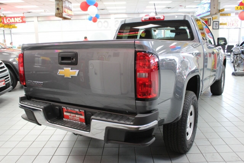 Chevrolet Colorado 2019 price $27,950