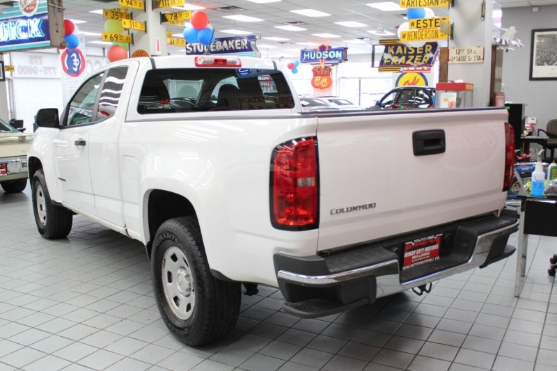 Chevrolet Colorado 2018 price $26,495