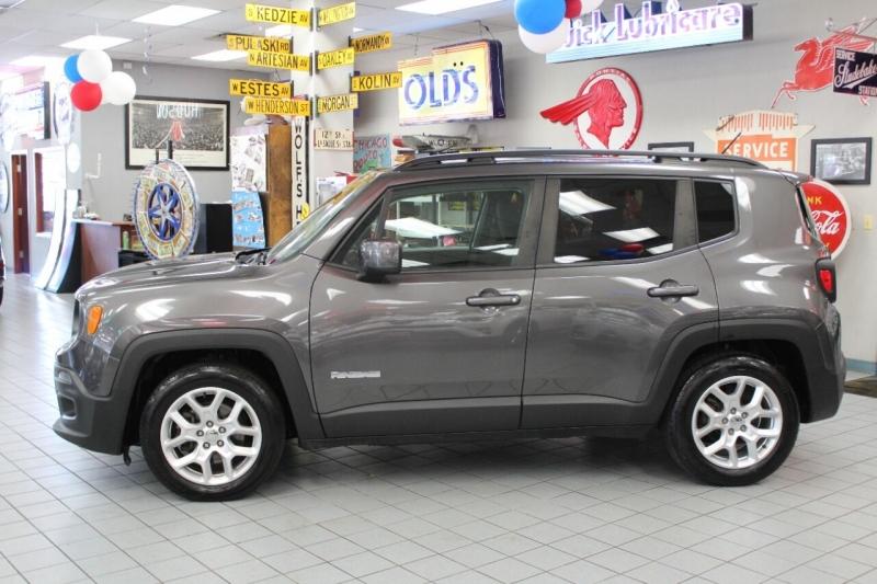 Jeep Renegade 2017 price $20,850