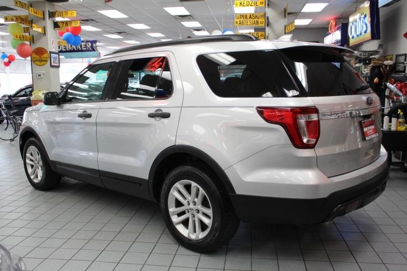 Ford Explorer 2016 price $17,850