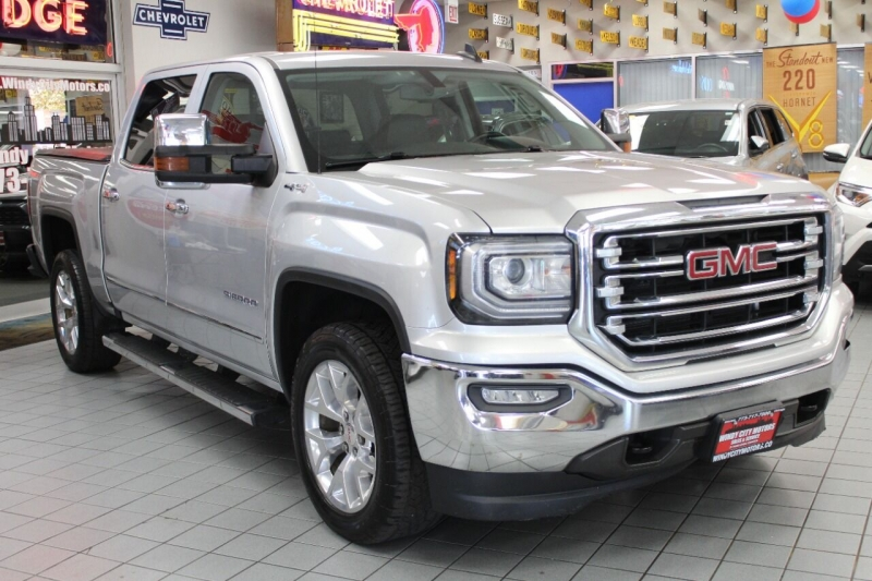 GMC Sierra 1500 2017 price $35,850