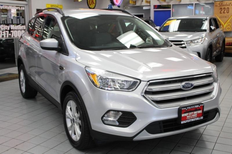 Ford Escape 2018 price $13,850