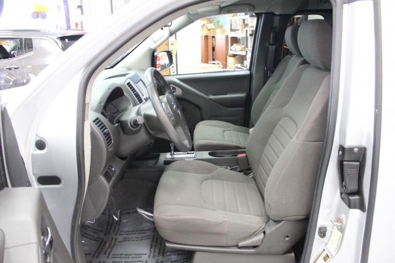 Nissan Frontier 2019 price $22,850